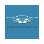 Belgian Drone Federation logo