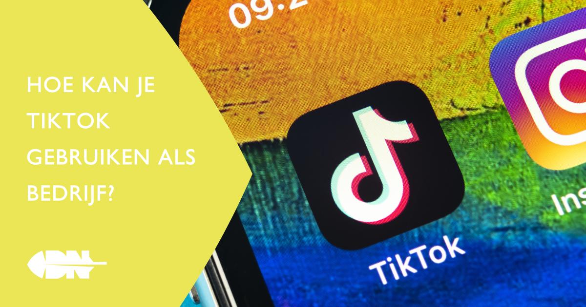 TikTok, de nieuwe sociale media sensatie!