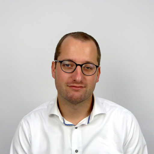 Portrait of Kristof Feys