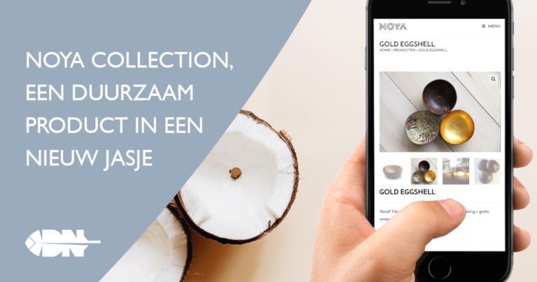 NOYA Collection, een duurzaam product in een modern jasje