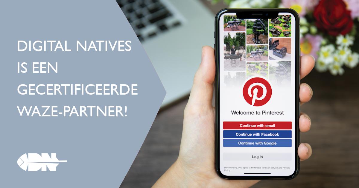Hoe maak ik een zakelijk Pinterest account?