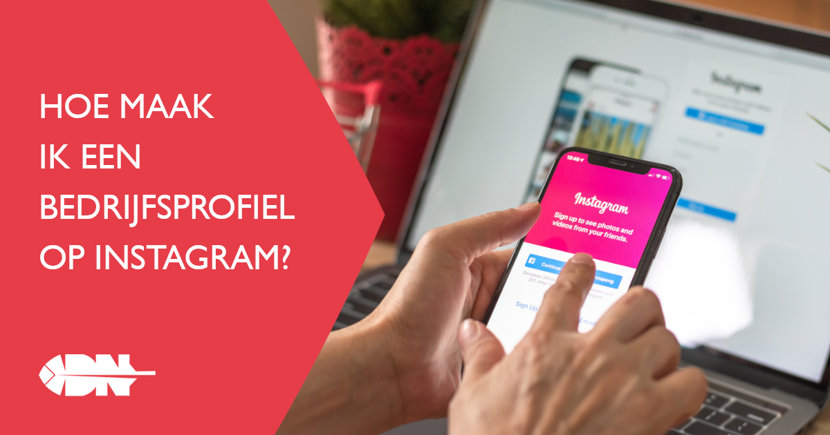 Hoe maak ik een bedrijfsprofiel op Instagram