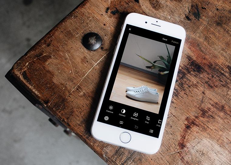 VSCO voor Instagram
