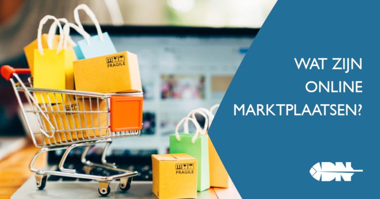 Wat zijn online marktplaatsen