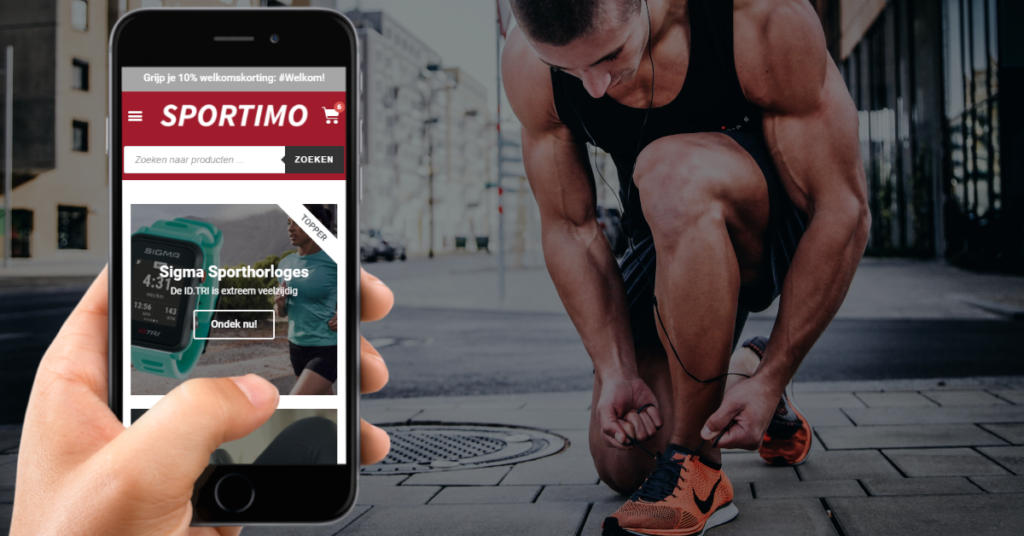 Sportimo - Your way to sport smarter