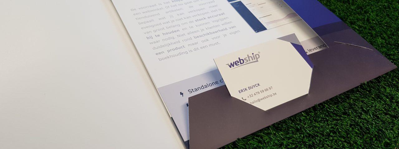 Webship drukwerk